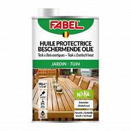 Huile protectrice teck et bois exotiques natural 500 ml