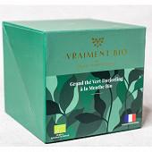 Vraiment bio thé vert à la menthe bio x15 sachets 30G