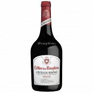 """Cellier des Dauphins """"Prestige"""" Côtes du Rhône Rouge 75cl 14%vol"""