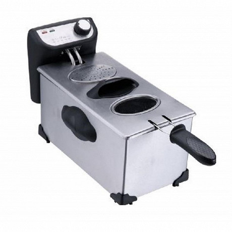 Sylver style Friteuse inox 3L 001775