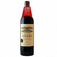 Graves rouge Château Millet ccadt 12.5% Vol. 75cl