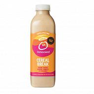 Innocent super smoothie cereal break 750ml