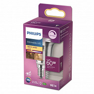 Philips ampoule led classic 60W R50 E14 WW 36D D RF boîte de 1