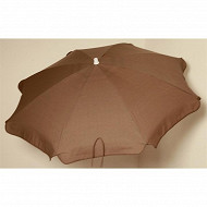 Anjosa parasol diam 200 cm mat taupe