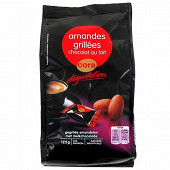 Cora dégustation amandes grillées chocolat au lait 125g