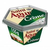 Saint agur crème 155g