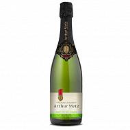 Crémant d'Alsace Brut Bio Arthur Metz 12% Vol.75cl