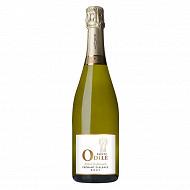 Crémant d'Alsace Brut Sainte Odile Méthode Traditionnelle 12% Vol.75cl