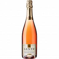 Lentz Crémant rosé 75cl 12% Vol.