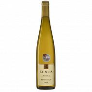Lentz Pinot gris 13.5% vol 75cl