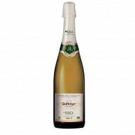 Crémant d'Alsace bio brut Wolfberger 75cl 12% Vol.