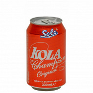 Kola champion solo 33cl trinidad