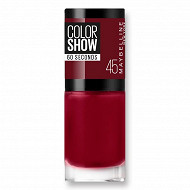 Colorshow vernis à ongles N°45 cherry on the cake NU
