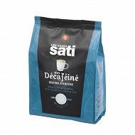 Sati dosettes satissime arabica décaféiné x36 270g