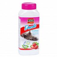 Riga - Désodorisant pour litière senteur fraise 750g
