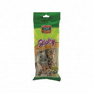 RIGA sticky rongeurs carotte-persil x2