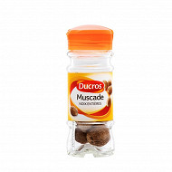 Ducros flacon muscade noix entières 18g