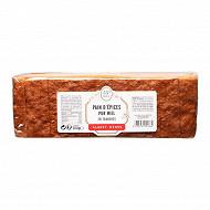 Albert Ménès pain d'épices 57% miel 300g
