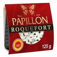 Papillon roquefort tranche AOP 125G