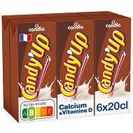Candy'Up chocolaté 6x20cl