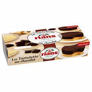 Rians la tartelette au chocolat 2x90g