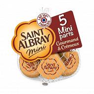 Saint Albray mini portions filet 5x30g