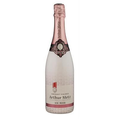 Arthur Metz Crémant d'Alsace Ice Rosé Arthur Metz 75cl Vol.12%