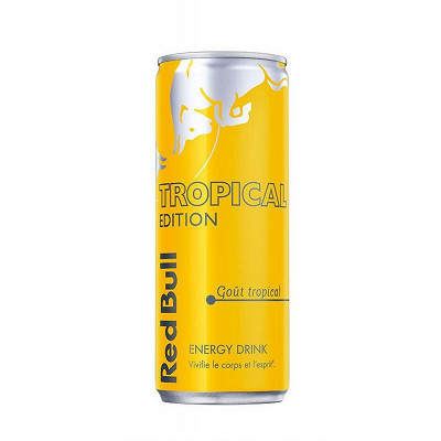 Red Bull Red bull tropical edition 250ml