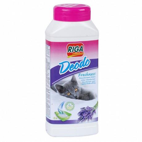 Riga déodo litière senteur lavande 750g