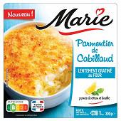 Marie Parmentier de cabillaud 300g