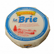 Ermitage petit brie au lait pasteurisé 33%mg 500g