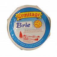 Ermitage brie au lait pasteurisé 800g + 10% offert 33%mg