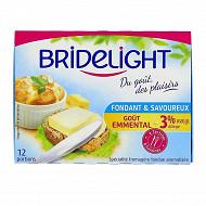 Bridelight goût emmental  200g (12 portions)
