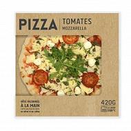 Pizza tomate mozzarella 420g