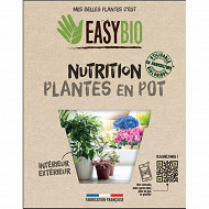 Easybio nutrition Plantes en pot 12x5g