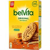 Lu Belvita miel et pepites de chocolat 435g