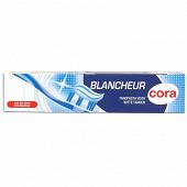 Cora dentifrice blancheur tube 75ml