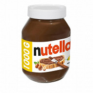 Nutella pâte à tartiner chocolat pot de 1 kg