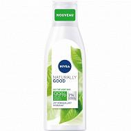 Nivea visage naturally good lait démaquillant 200ml
