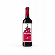 Yvecourt Bordeaux rouge 75cl 12.5%vol