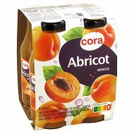 Cora  nectar abricot bocaux 4 x 20cl