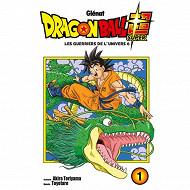 Dragon ball super Volume 1, Les guerriers de l'univers 6