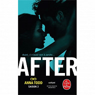 Anna Todd After, volume 2, after we collided