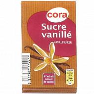 Cora sucre vanillé 10 sachets 75g