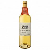 Pacherenc du vic Château Saint Benazit blanc 12.5% Vol. 75cl
