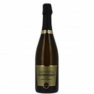 Crémant d'Alsace Brut Chardonnay 12.5% Vol.75cl