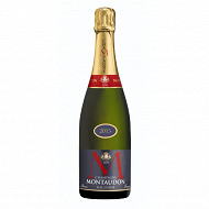 Champagne Brut Millésime Montaudon 12% Vol.75cl