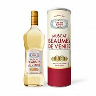 Beaumes de venise muscat origine 1348 blanc 75cl 15%vol