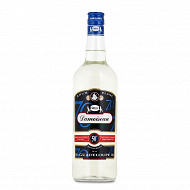 Damoiseau rhum blanc agricole guadeloupe 1L 50%vol