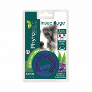 Riga collier insectifuge chien
